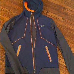 Men's North face size M track jacket